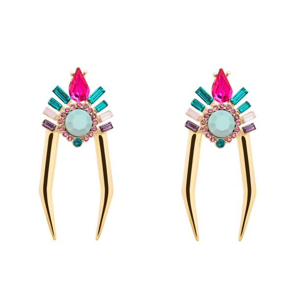 Earrings-E003B-(1)