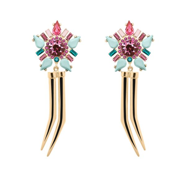 Earrings-E004B-(1)