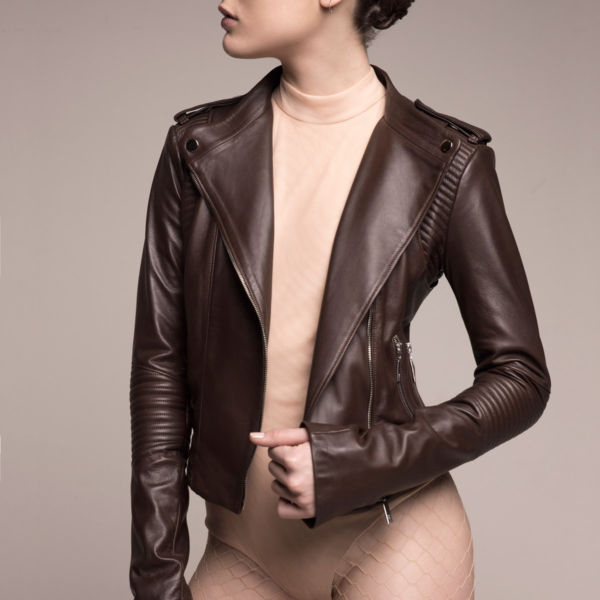 Brown-soft-D2-jacket-A